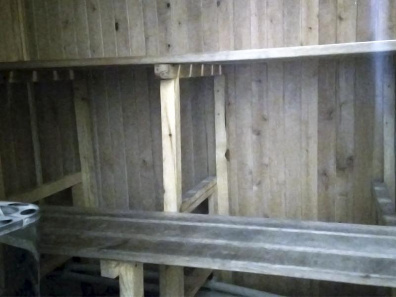Hotel shinok lux sauna uman